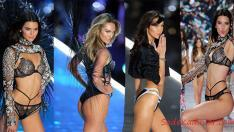 2018 Victoria's Secret Defilesi Büyüledi!