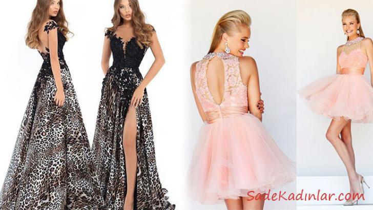 2019 Abiye Modelleri İle Hayalinizdeki Elbiseye Kavuşun