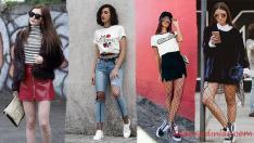 2019 File Çorap Kombinleri Sokak Modasının Şıklığı