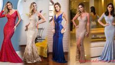 2019 Uzun Abiye Modelleri İle Şıklığınızı Zirveye Taşıyın