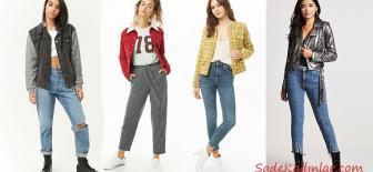 Bayan Pantolon Ceket Kombinleri İle 2019 Bahar Modası