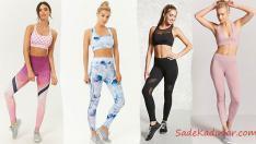 Bu Fitness Kıyafetleri İle Spor Yaparkende Şık Olacaksınız