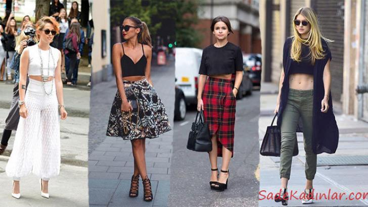 8f8e98e18704b Yazlık Kıyafet Kombinleri, 2019 Yaz Modası | SadeKadınlar, Kıyafet ...