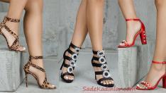 Stiletto Ayakkabı Modelleri Kadınların Vazgeçilmez Tutkusu
