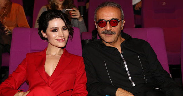 Yılmaz Erdoğan ve Ünlü oyuncu Belçim Bilgin