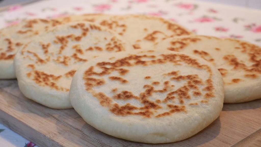 Bazlama Tarifi Kahvaltıların Çay Saatlerinin Vazgeçilmezi