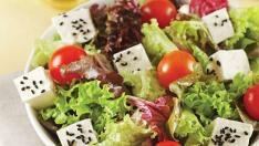 Yeşil Salata Tarifi Şık Sunumu ve Lezzeti İle İştah Açıyor
