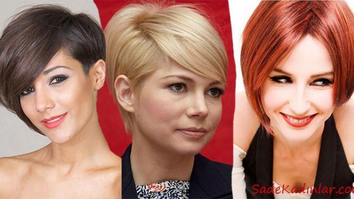 Bayanlar Için En Güzel 20 Kısa Saç Modelleri 2020 Sadekadınlar