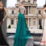 En Gözde Abiye Elbise Modelleri 2021