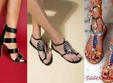 Kadınlar İçin En Şık Yazlık Ayakkabı Modelleri