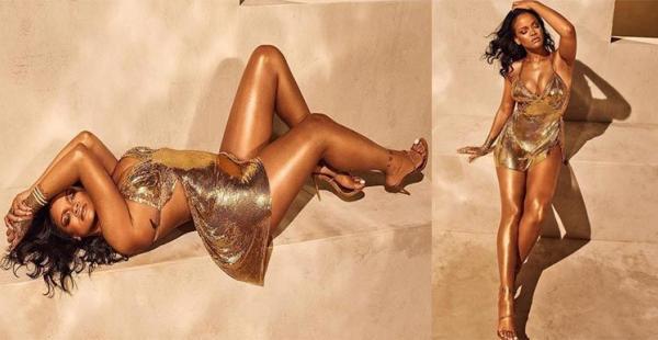 Rihanna Cesur Pozları İle Beğeni Rekoru Kırdı