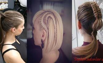 Saç Örgü Modelleri İle Şıklığınızı Tamamlayın