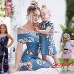 En Güzel 2021 Anne Kız Kombinleri