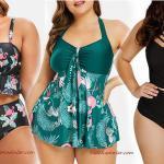 2020 Plaj Modası Büyük Beden Mayo ve Bikini Modelleri