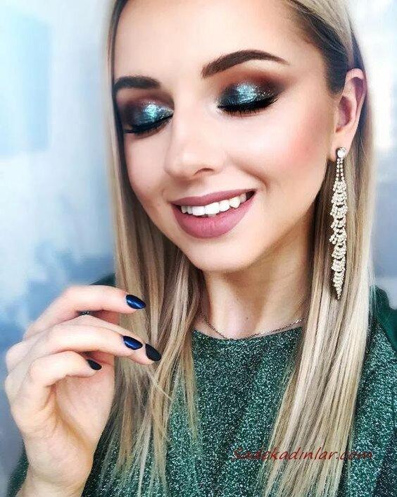 2020 Yılbaşı Gecesi İçin En Güzel Makyaj Önerileri