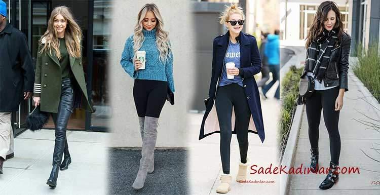 Bu Kış Nasıl Giyilir Bayanlar İçin 25 Şık Kışlık kombin Önerisi