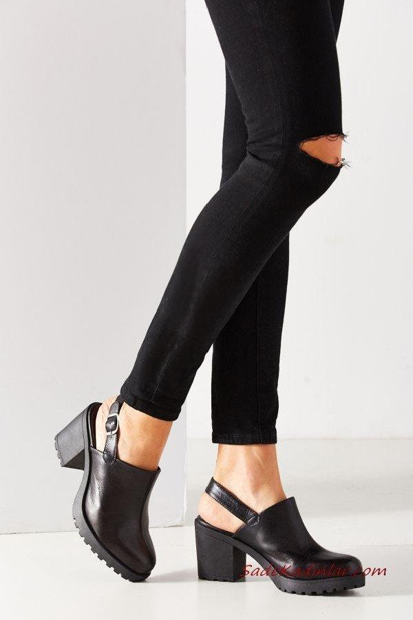 Slingback Ayakkabı