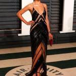 Vanity Fair Oscar Partisi'nde Ünlüler: Shanina Shaik