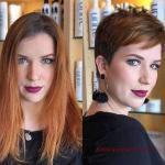 2020 En Şık Pixie Kısa Saç Kesim Modelleri Kumral Kısa Yan Saçak İle Pixie