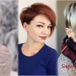 Pixie Saç Modelleri Mükemel ve Trend Kısa Saçlar