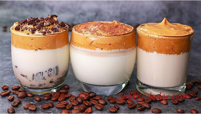 İnternetin Viral İçeceği Dalgona Kahvesi Nasıl Yapılır